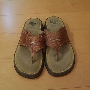Dr. Martens leather sandals
